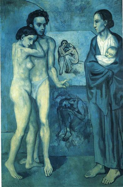 Life, 1903 - Pablo Picasso