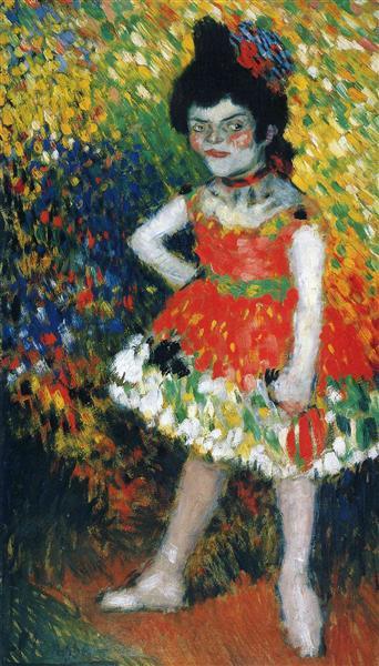 Nana, 1901 - Pablo Picasso