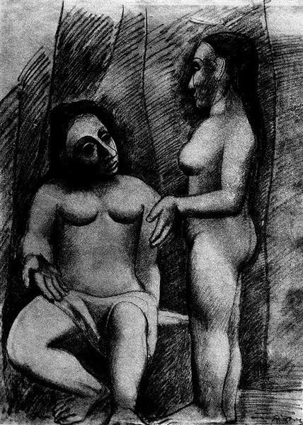 Pablo Picasso Online - Artcyclopedia: Picasso