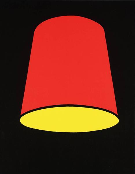 Lampshade, 1969 - Patrick Caulfield