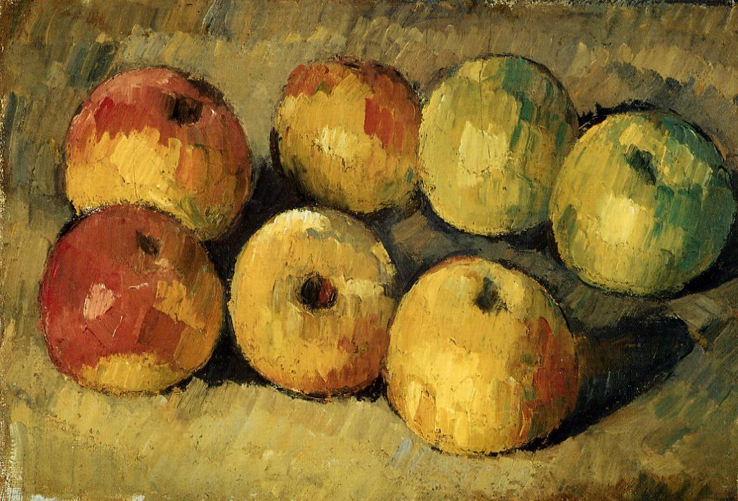 the life and works of paul czanne For most of the past century, paul cézanne (1839-1906) has been revered as  one of the great modern artists, the painter whose landscapes,.