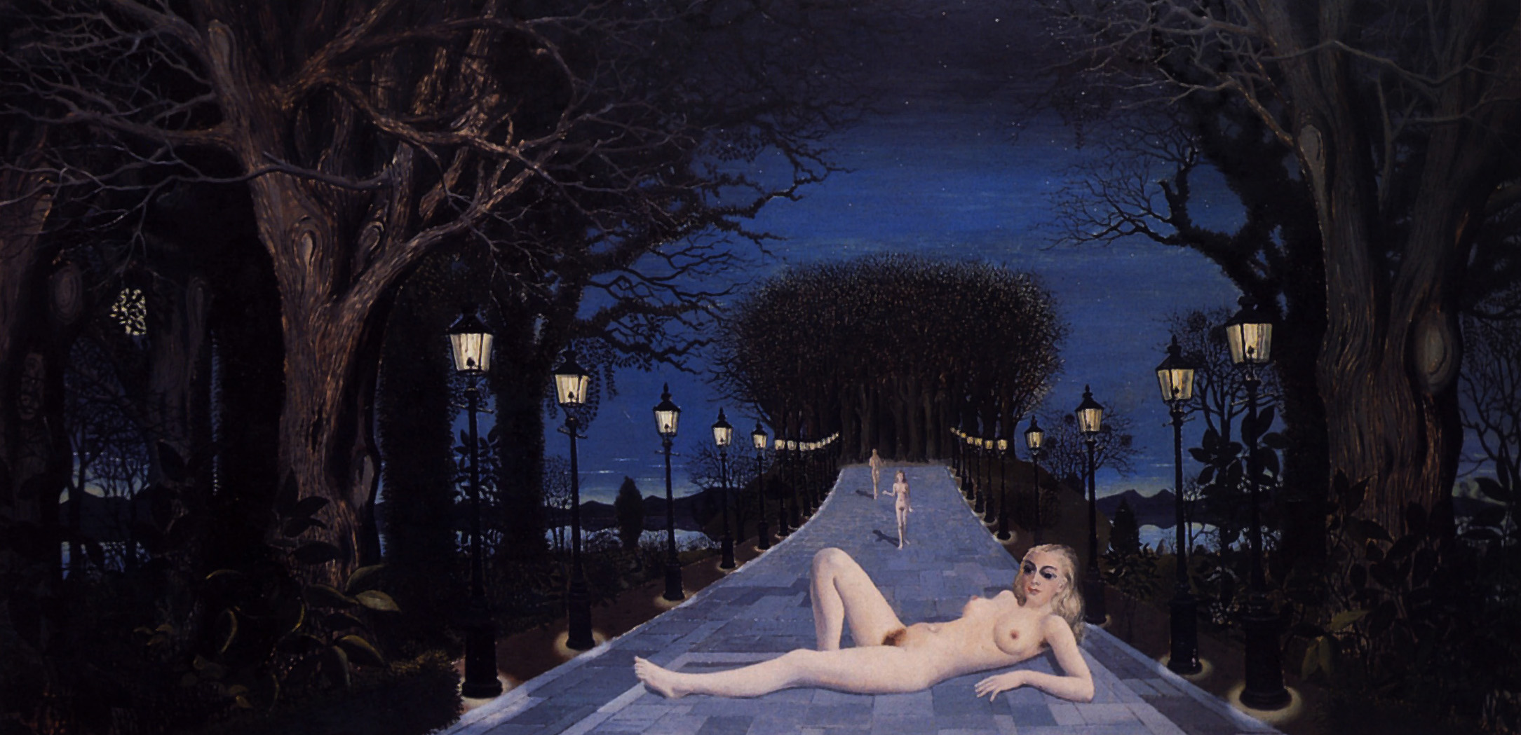 Paul Delvaux Gallery Aurore Paul Delvaux