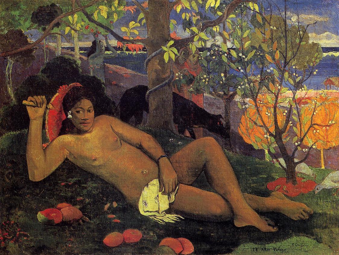 Resultado de imagen para paul gauguin