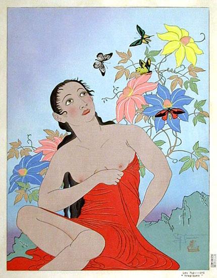 Les Papillons Tropiques, 1939