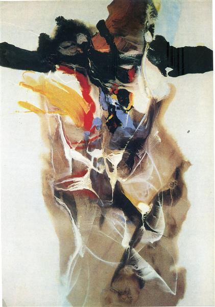 Phenomena High Octane, 1960 - Paul Jenkins