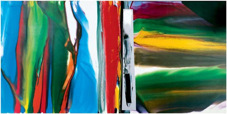 Phenomena Astral Tundra, 1985 - 1986 - Paul Jenkins
