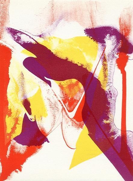 Redfern composition - Paul Jenkins