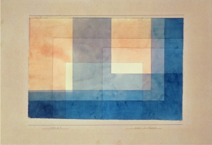 House on the Water, 1930 - Paul Klee