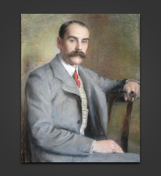 Portrait noble - Paul Mathiopoulos