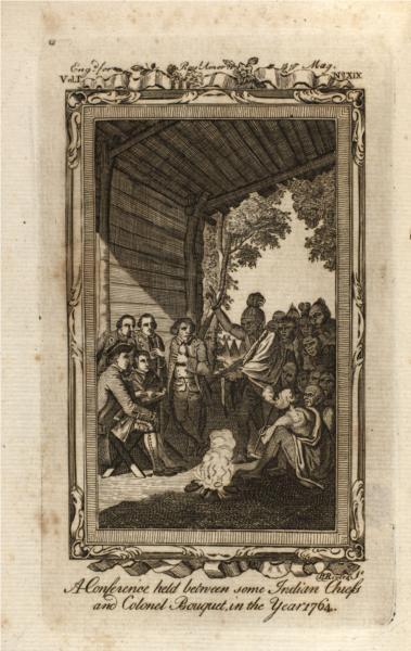 Colonel Bouquet, 1774 - Paul Revere
