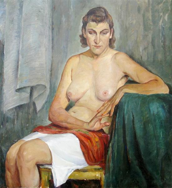 Nude - Periklis Vyzantios