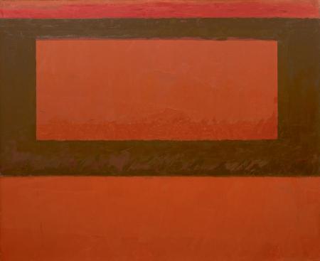"""Cool"" Series No. 9 (Gibraltar), 1963 - Perle Fine"