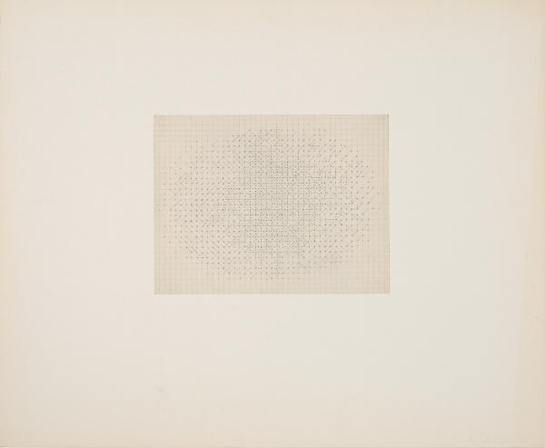 Untitled, 1973 - Perle Fine
