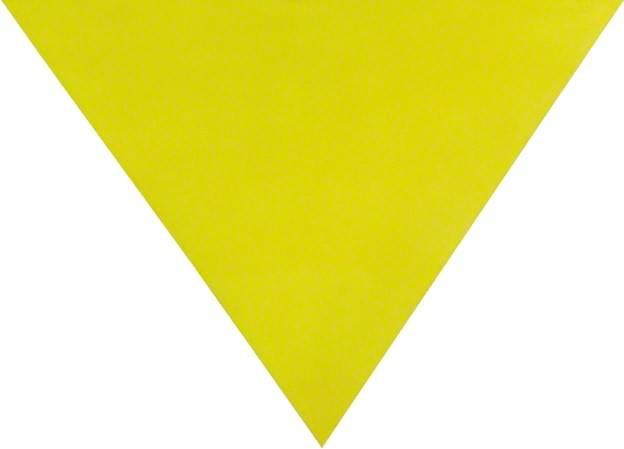 Yellow Painting, 1969 - Peter Joseph