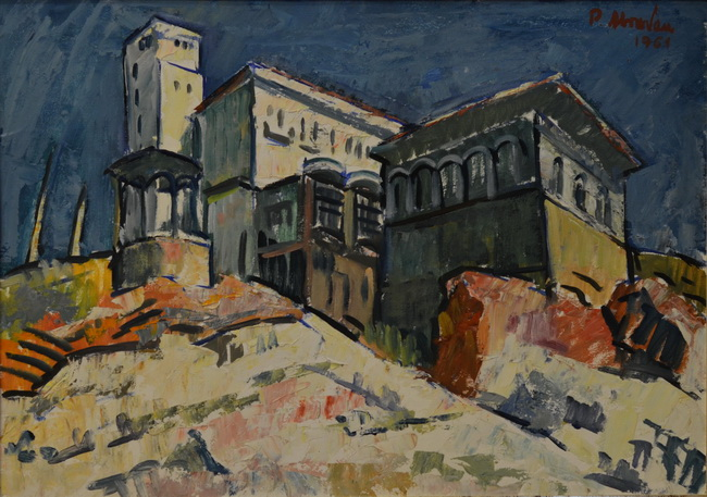 Light, 1961 - Petre Abrudan