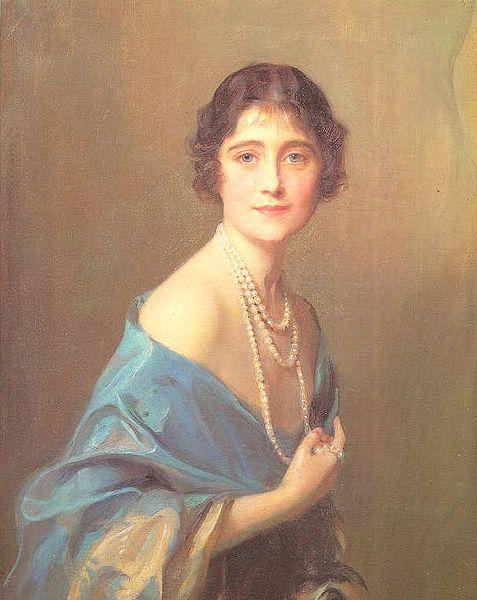 The Duchess of York, 1925 - Philip de László