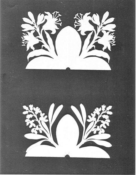 Lilie und Levkoje, 1806 - Philipp Otto Runge