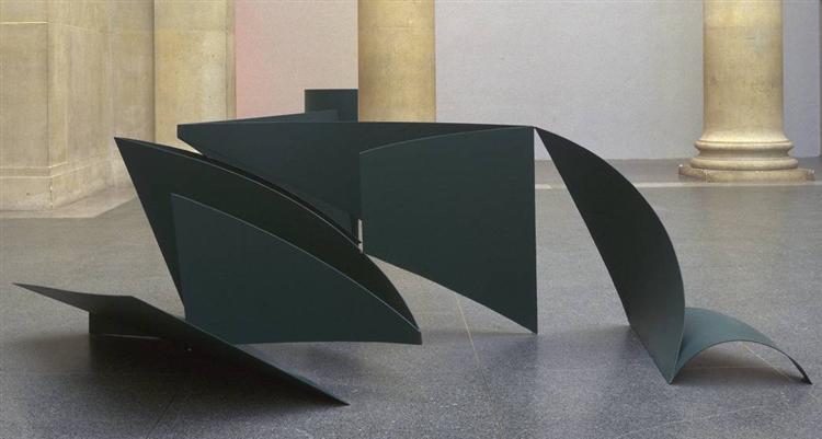 Green Streamer, 1970 - Phillip King