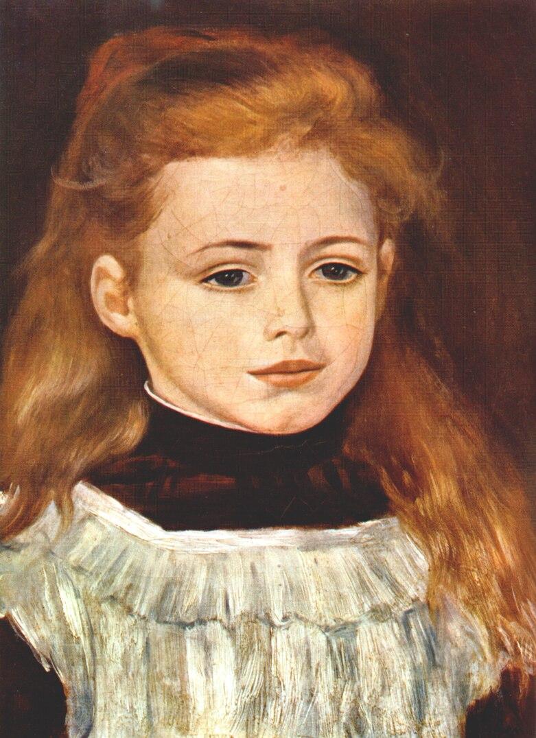 Arte!: Women's portraits part I |Renoir Portraits