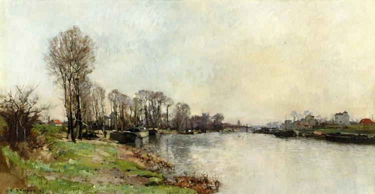 Banks of the River - Pierre Emmanuel Damoye