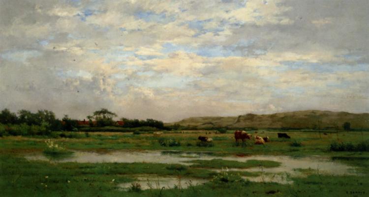 Prairies inondees / Pas de Calais - Pierre Emmanuel Damoye
