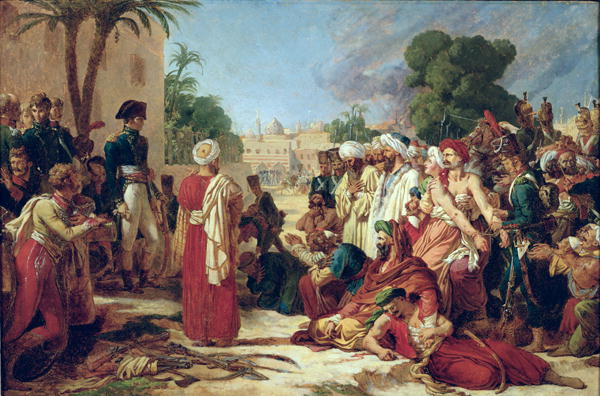 Bonaparte  in Cairo - Pierre-Narcisse Guerin