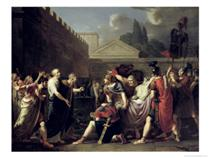 The Death of Brutus - Pierre Narcisse Guérin