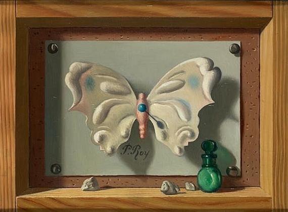 Papillon, 1933 - Pierre Roy