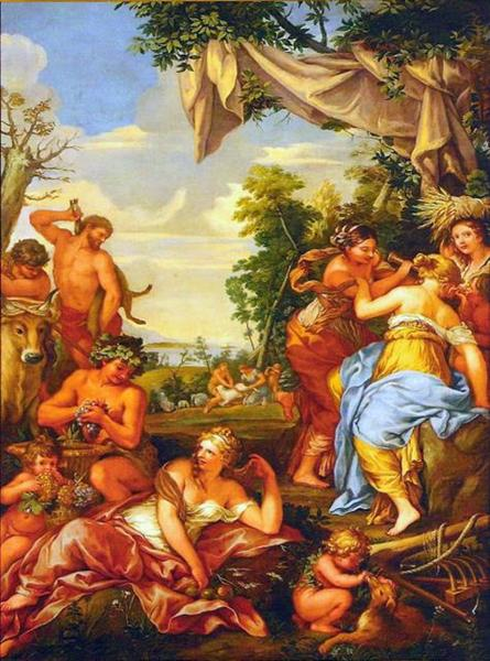 The Copper Age - Pietro da Cortona