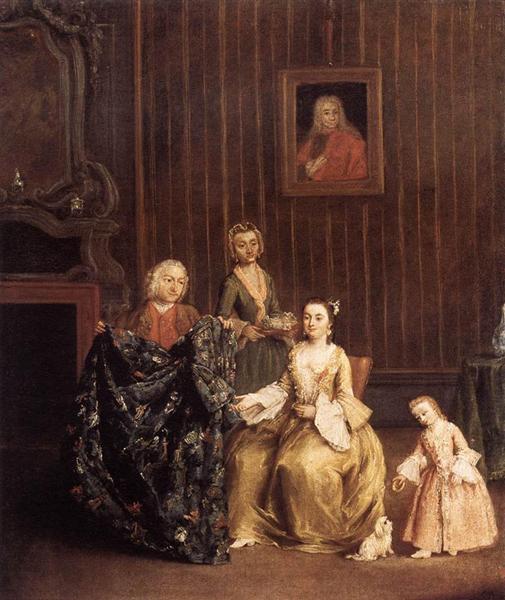 The Tailor - Pietro Longhi