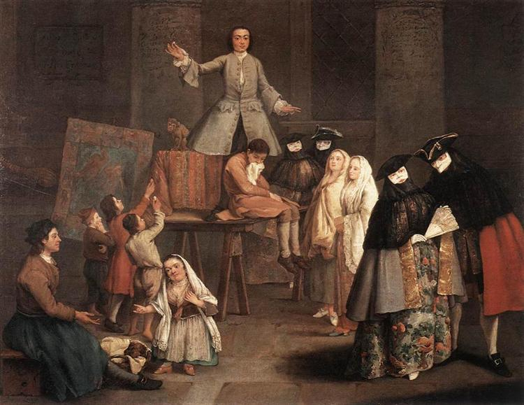 The Tooth Extractor - Pietro Longhi