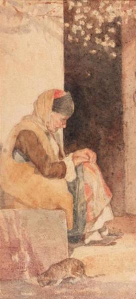 Grandmother - Polychronis Lembesis