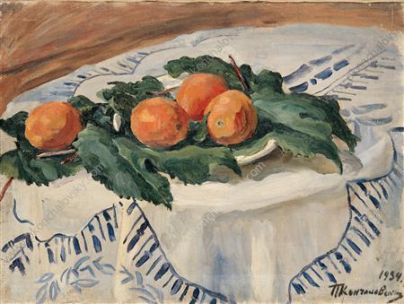 Still Life. Oranges., 1934