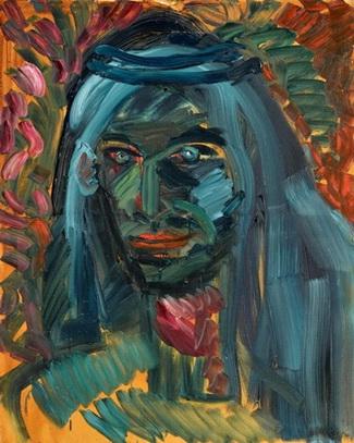 Arab, 1983 - Rainer Fetting