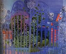 The Grid - Raoul Dufy