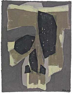 Kreuzweg, 1955 - Raoul Ubac