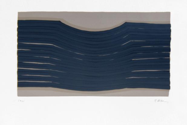 Rythme circulaire, 1972 - Raoul Ubac