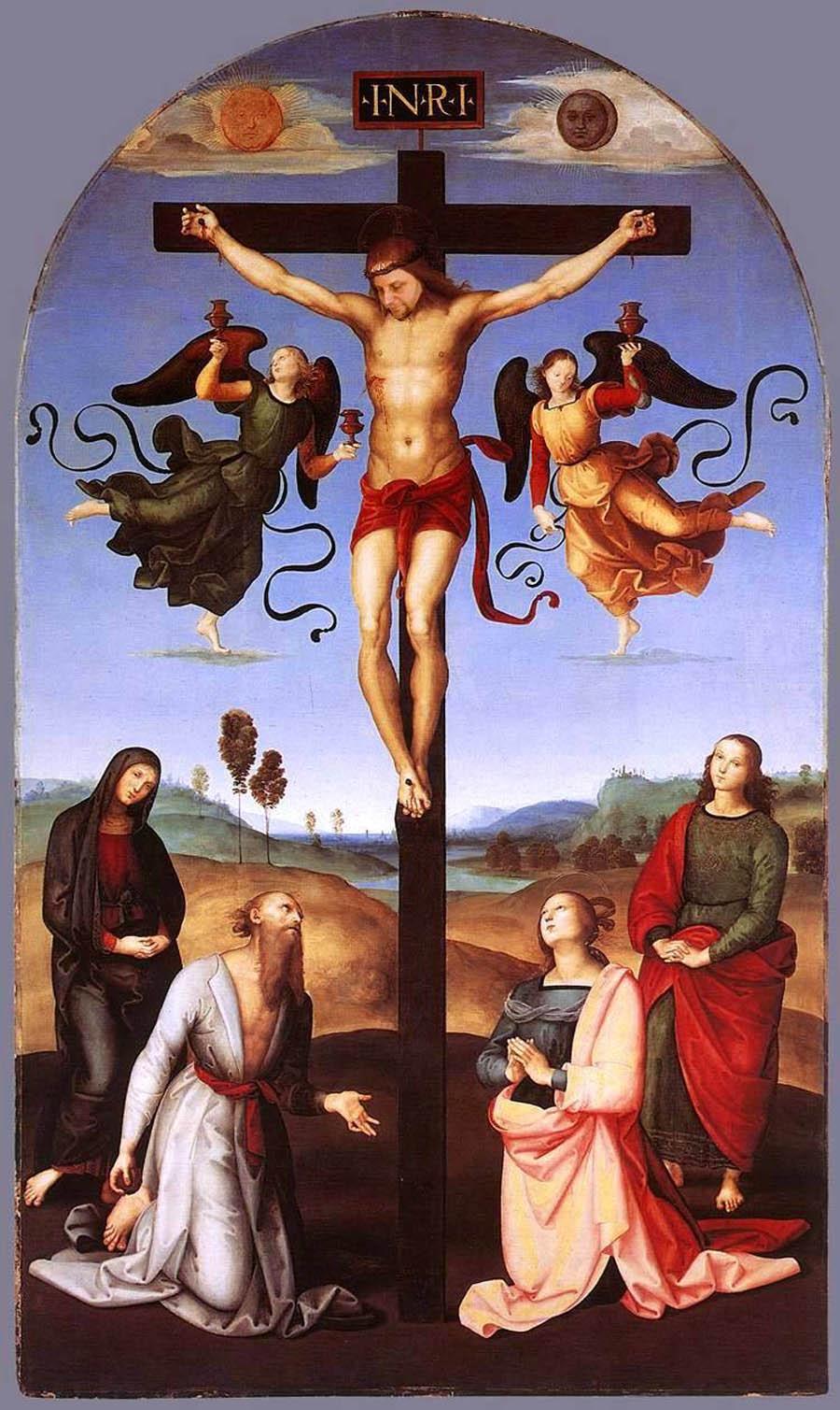 Crucifixion, 1502-1503