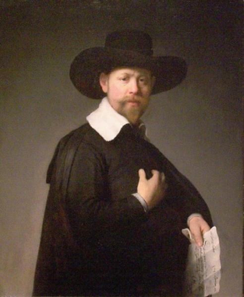 Marten Looten, 1632 - Rembrandt