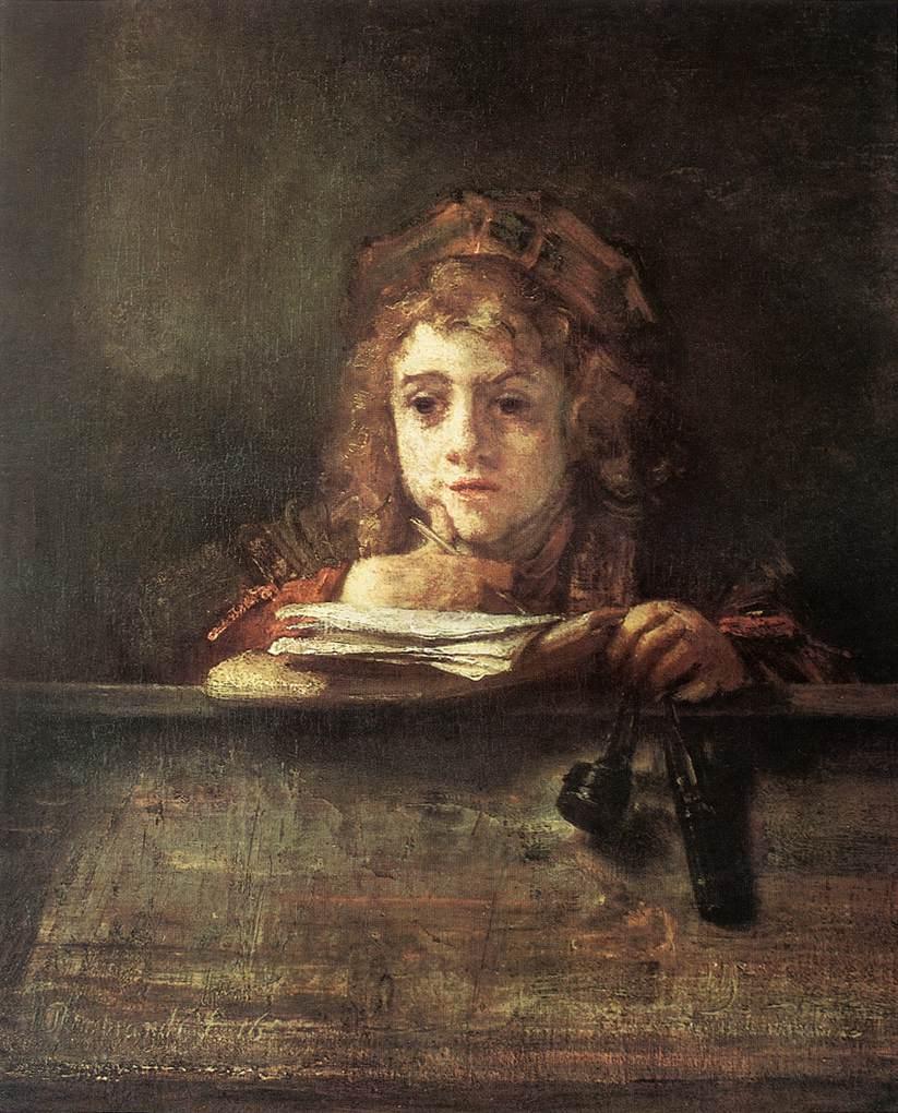 titus 1655 rembrandt