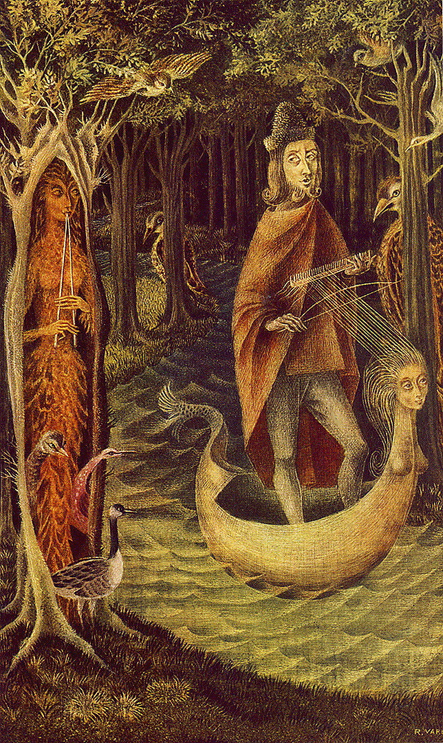 Remedios Varo Paintings Famous