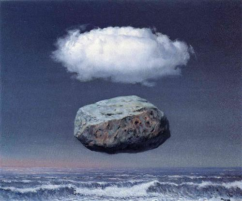 Clear ideas - Rene Magritte