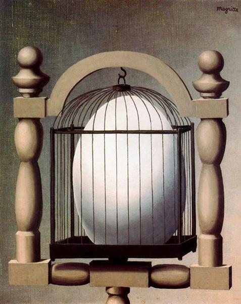Elective Affinities, 1933 - Rene Magritte