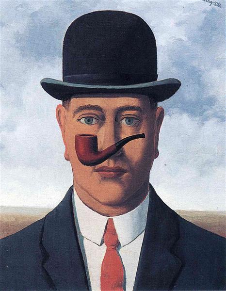 Good faith, 1965 - Rene Magritte