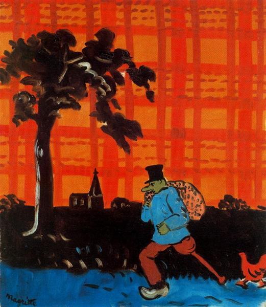 Jean-Marie, 1948 - Rene Magritte