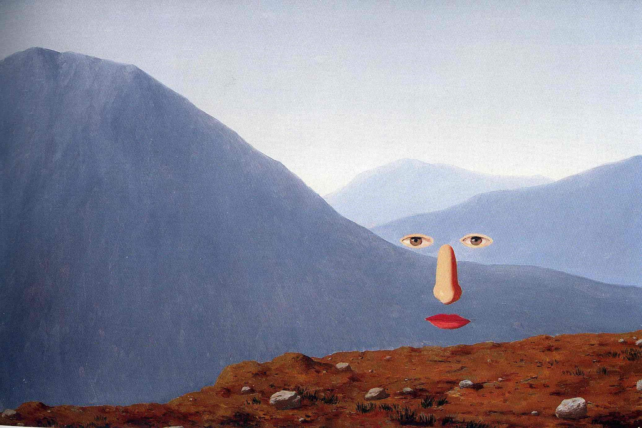 Rene Magritte Famous Surrealist Paintings