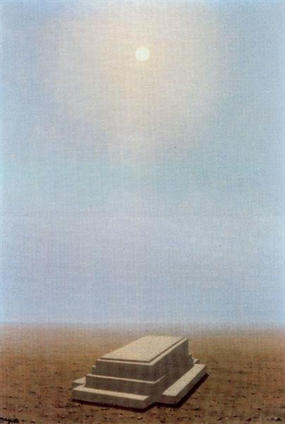 The beyond, 1938 - Rene Magritte