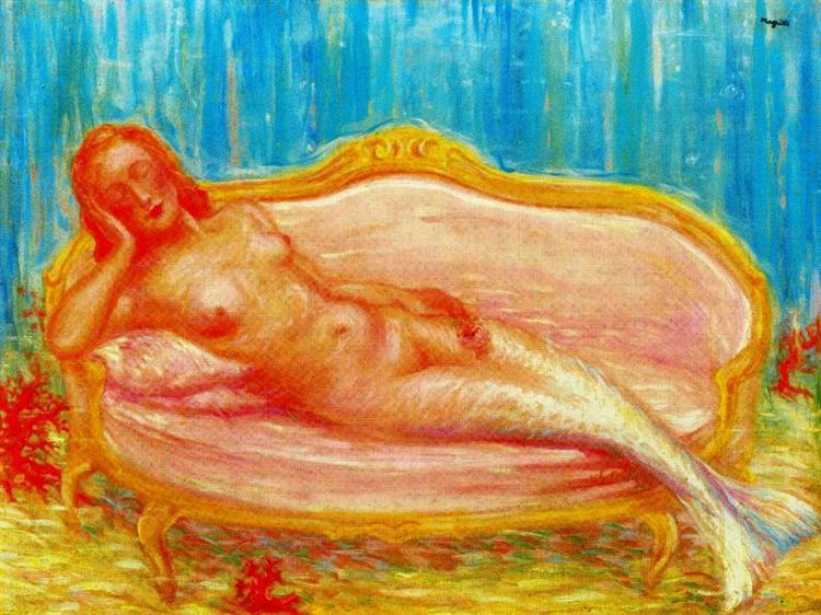 The forbidden world, 1949 - Rene Magritte