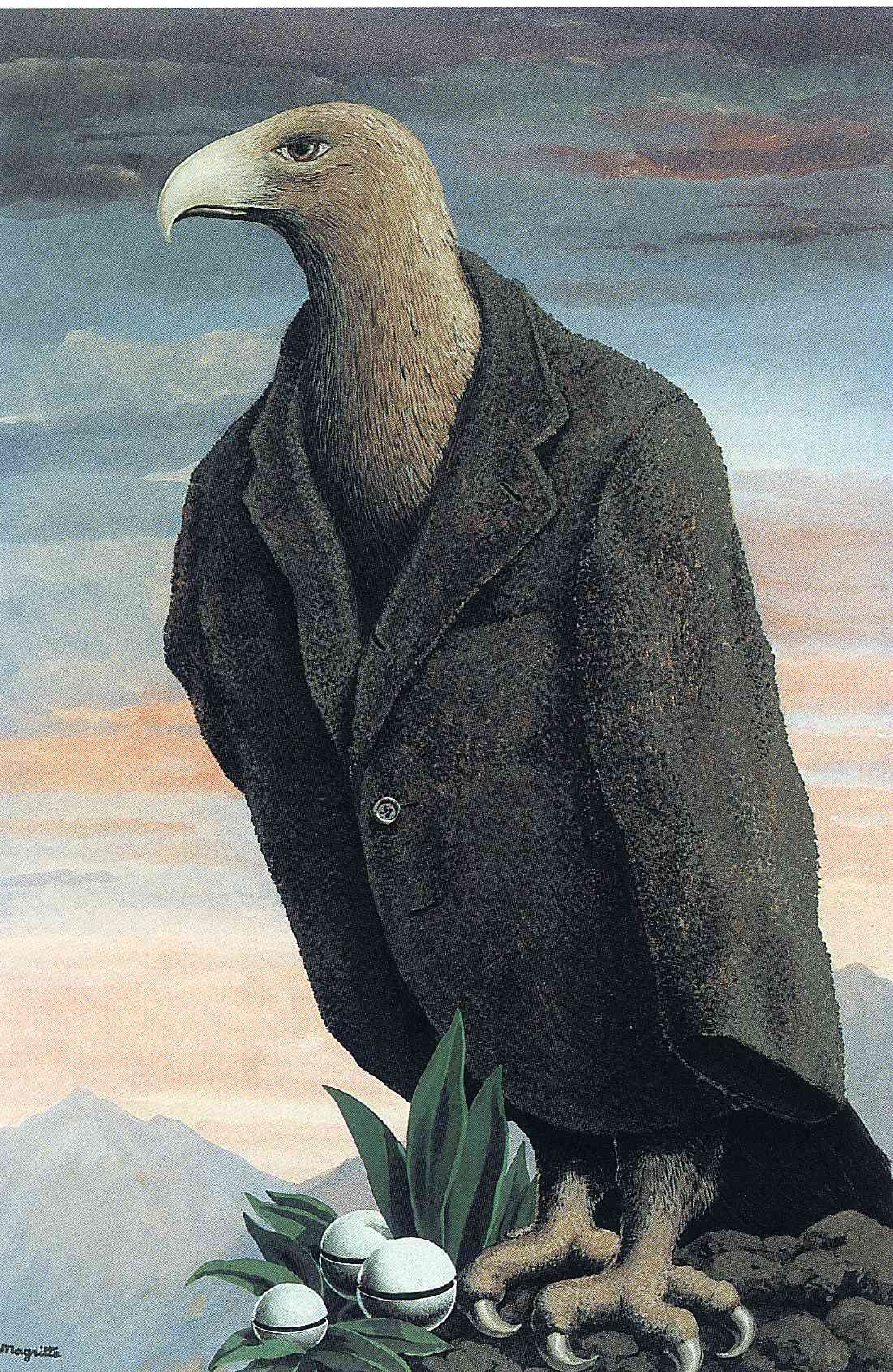 Did René Magritte Change His Surrealist Style to Avoid ...  |Rene Magritte Paintings