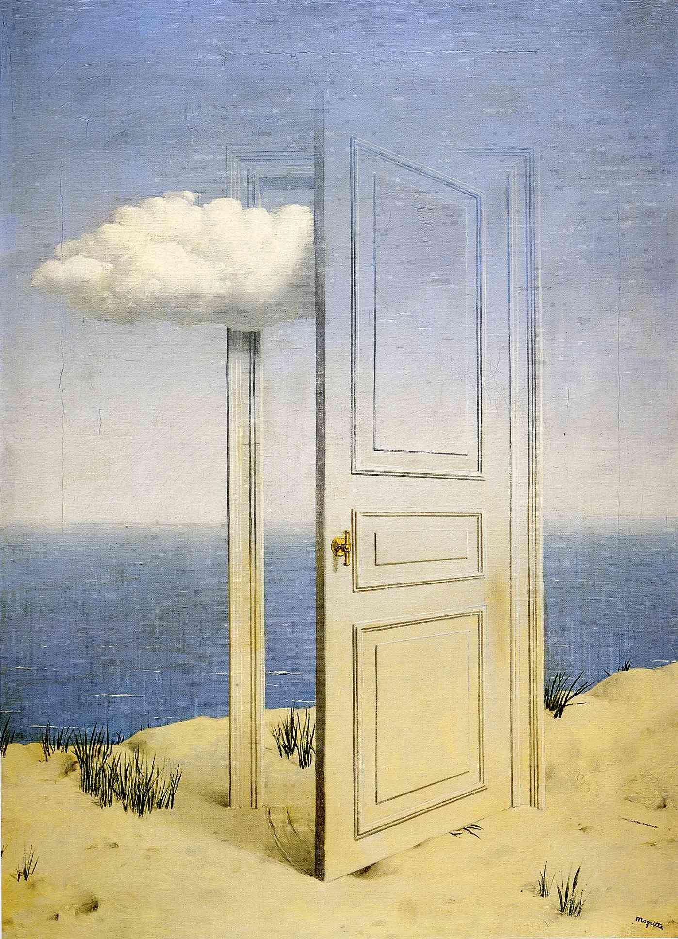 rene magritte René françois ghislain magritte (født 21 november 1898, død 15 august 1967) var en belgisk, surrealistisk maler magritte blev født i lessines i belgien i 1898hans mor druknede sig i sambre-floden, da magritte var 14 år.